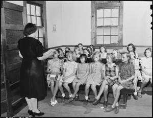 Old School Sunday School