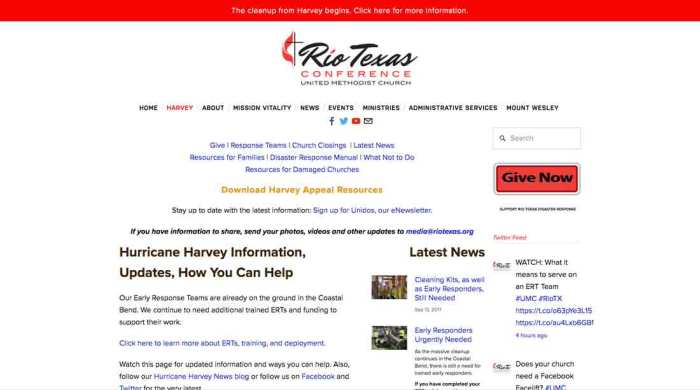 HarveyWebsite